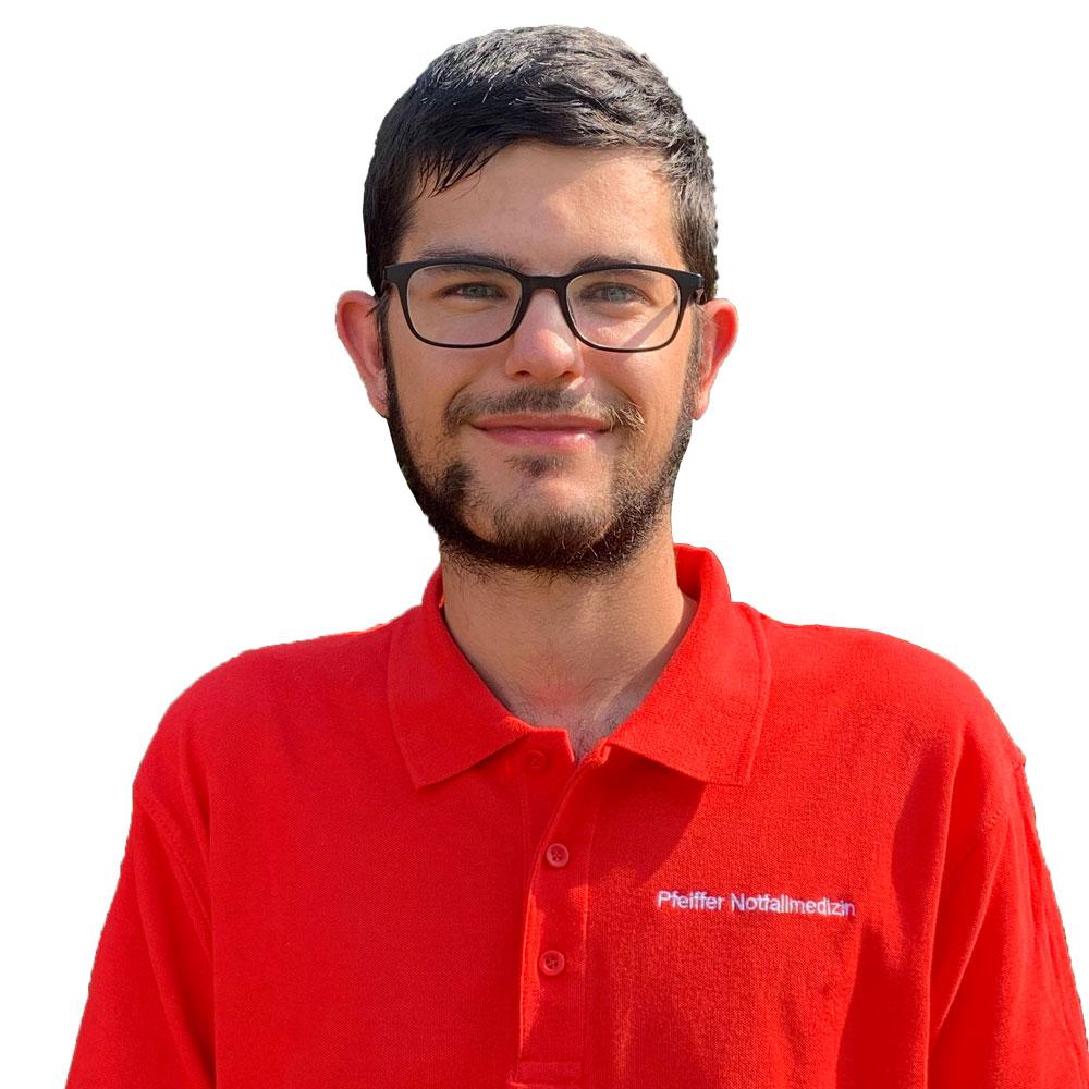 Geschäftsführer Pascal Pfeiffer