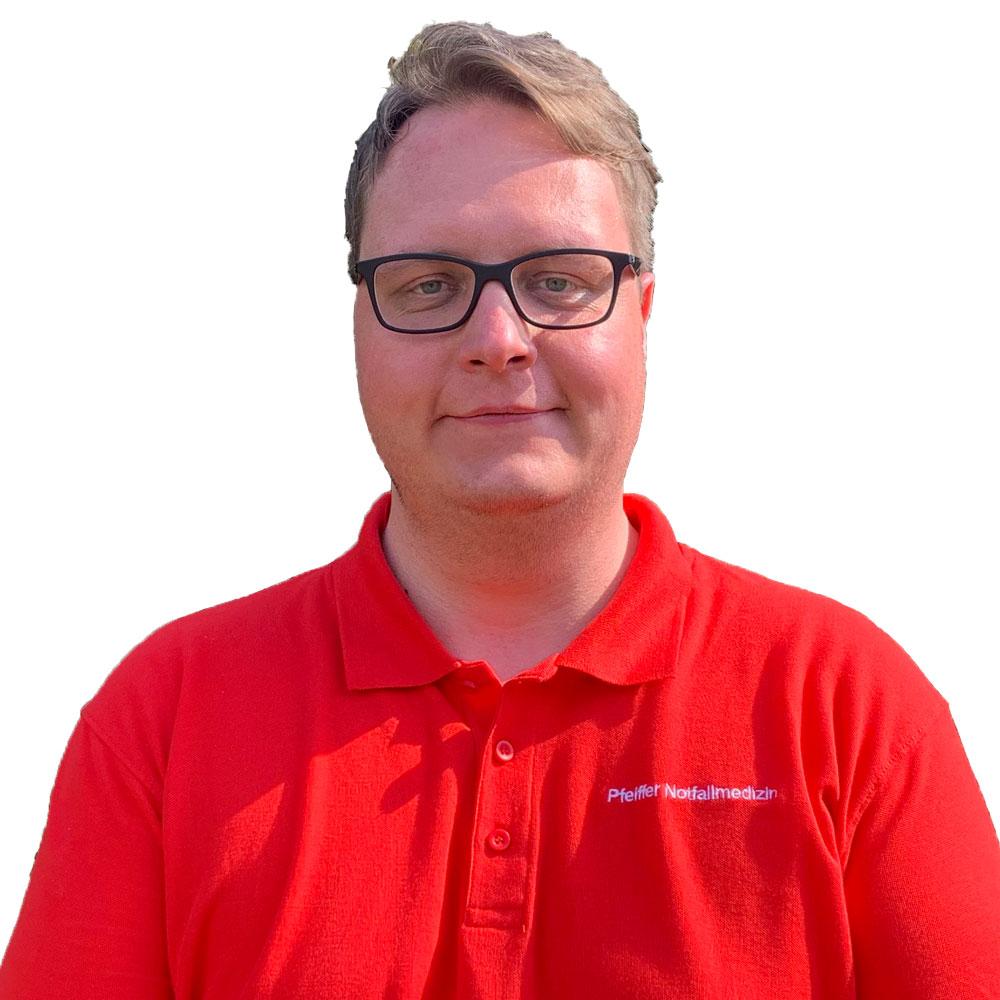 Mitarbeiter Stefan Hantke